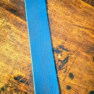 Maskenhalter Blau